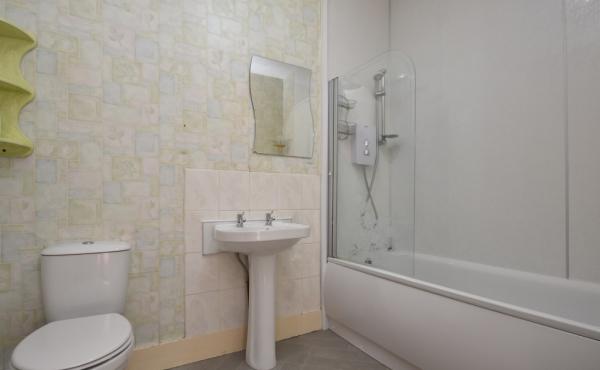 48 college bounds fraserburgh bathroom