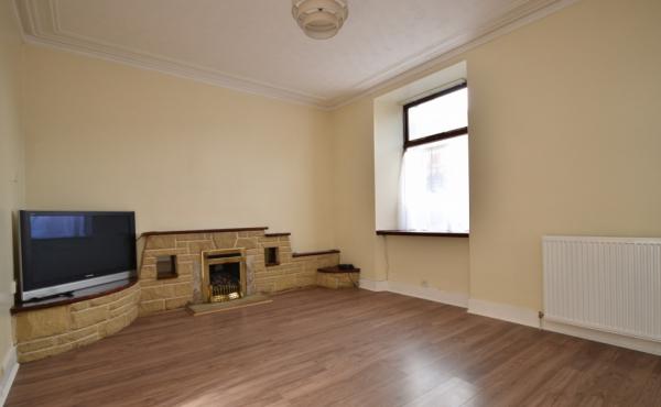 48 college bounds fraserburgh living room
