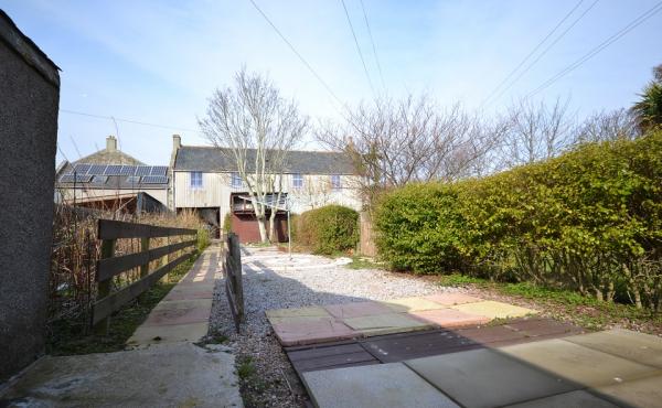 61b saltoun place rear garden1